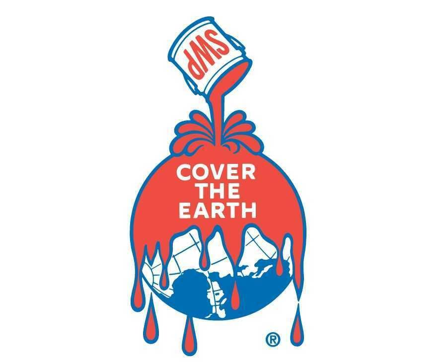 Image Result For Painter Logos Earth Logo Sherwin Williams Sherwin