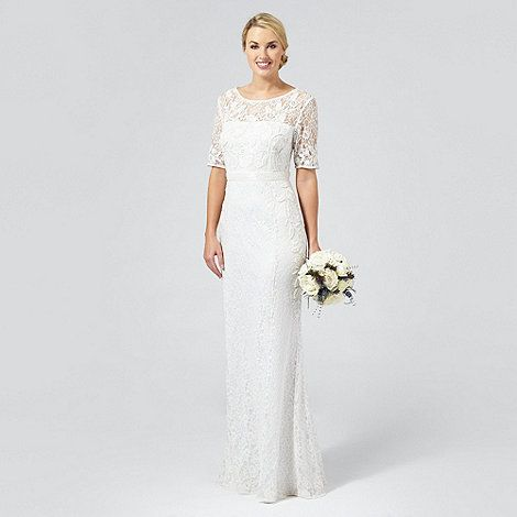 Debut Ivory Lace Beaded Wedding Dress Bridal Dresses Lace Wedding Dresses Beaded Wedding Dresses