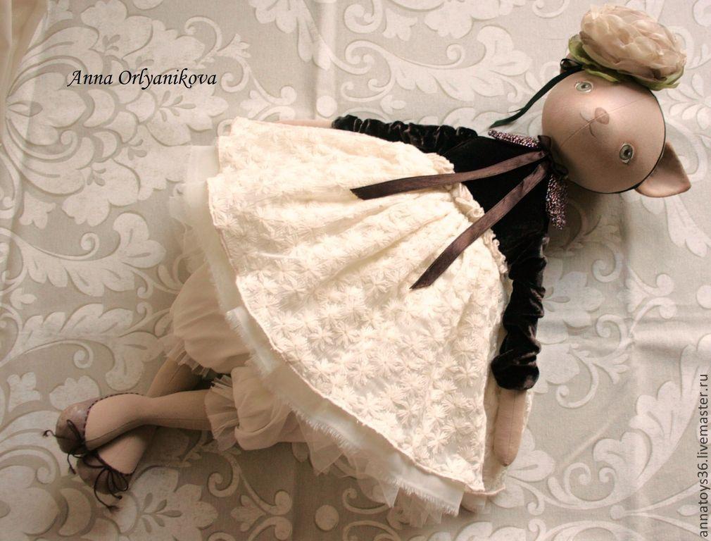 Коллекционные куклы ручной работы. Ярмарка Мастеров - ручная работа Девочка - цветок. Handmade.