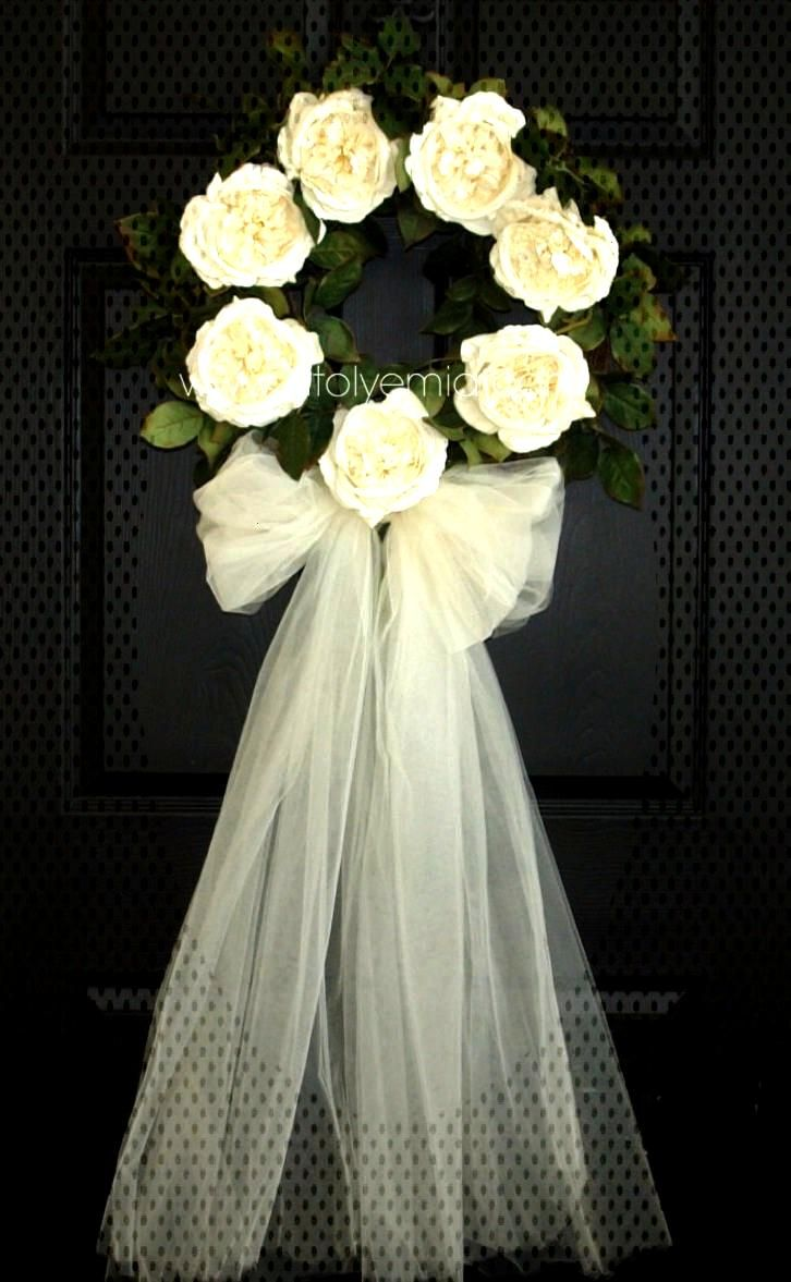 Bridal House Door Decoration Examples, Models and Ideas Bridal House Door Decoration Examples, Mode