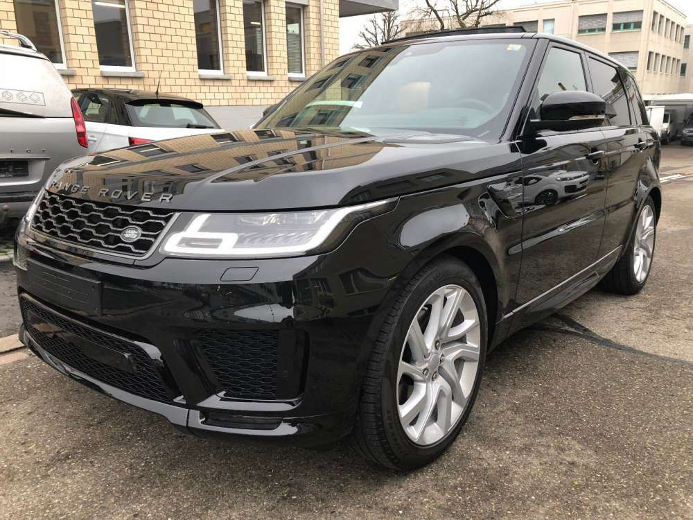 2018 Land Rover Range Rover SPORT TDV6 HSE DYNAMIC SUV