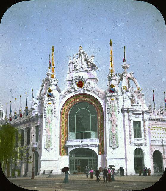 Paris Exhibition, 1900