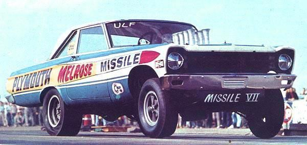 melrose missile 39 65 awb plymouth glory days of drag racing pinterest plymouth funny. Black Bedroom Furniture Sets. Home Design Ideas