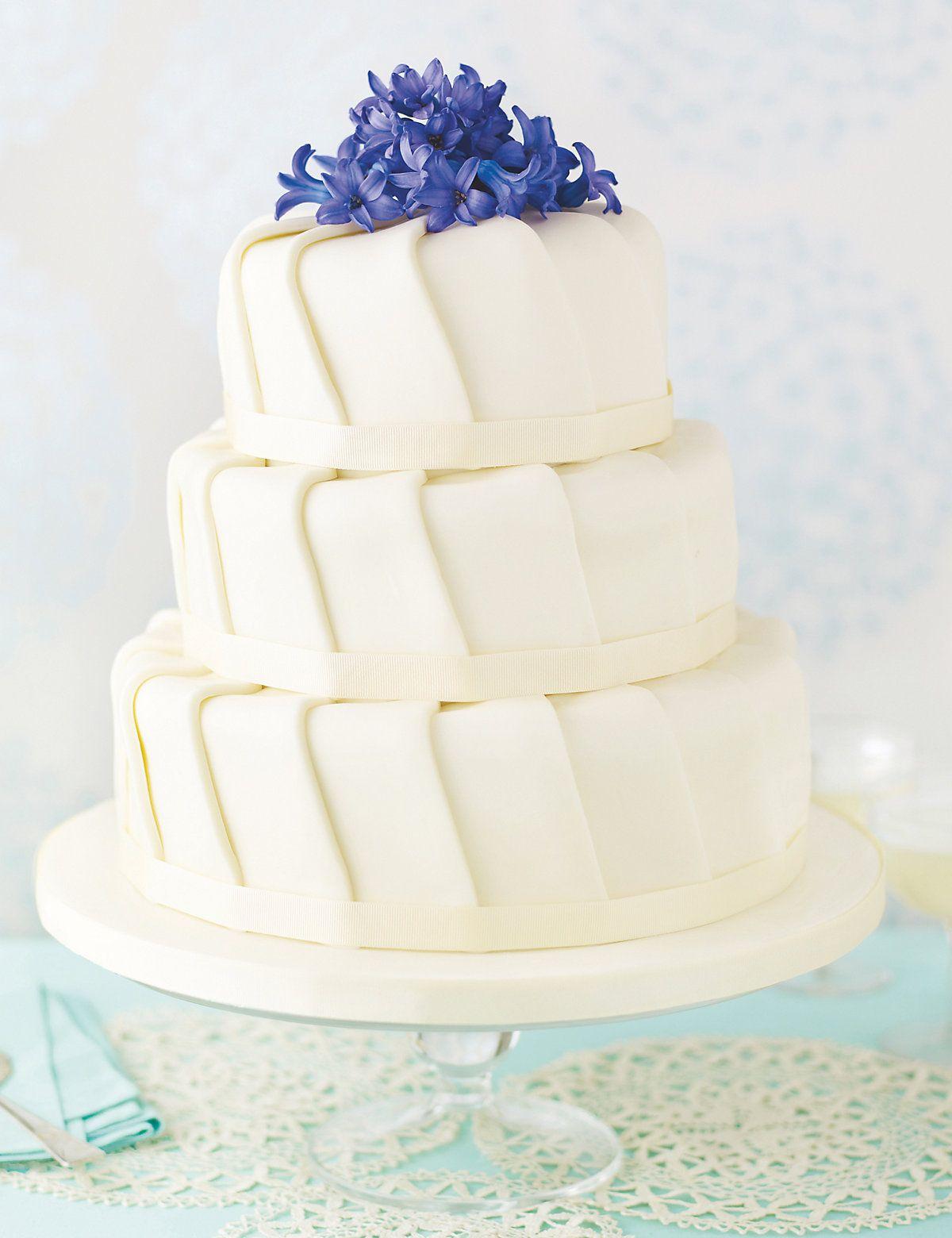 Ruffle Fruit Wedding Cake | Yum yum!!! | Pinterest | Fruit wedding ...