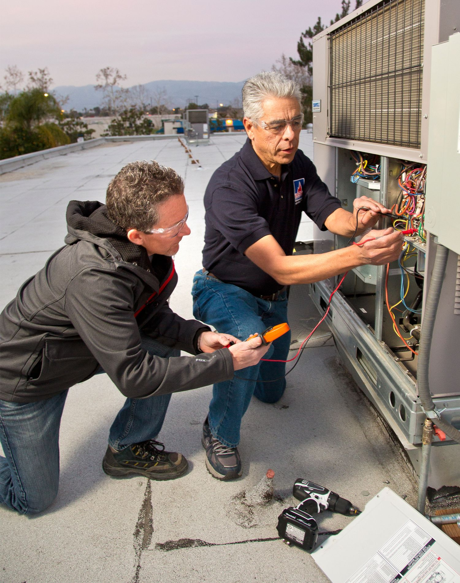 Hvac Technician Skills And Qualifications For Resume Hvac