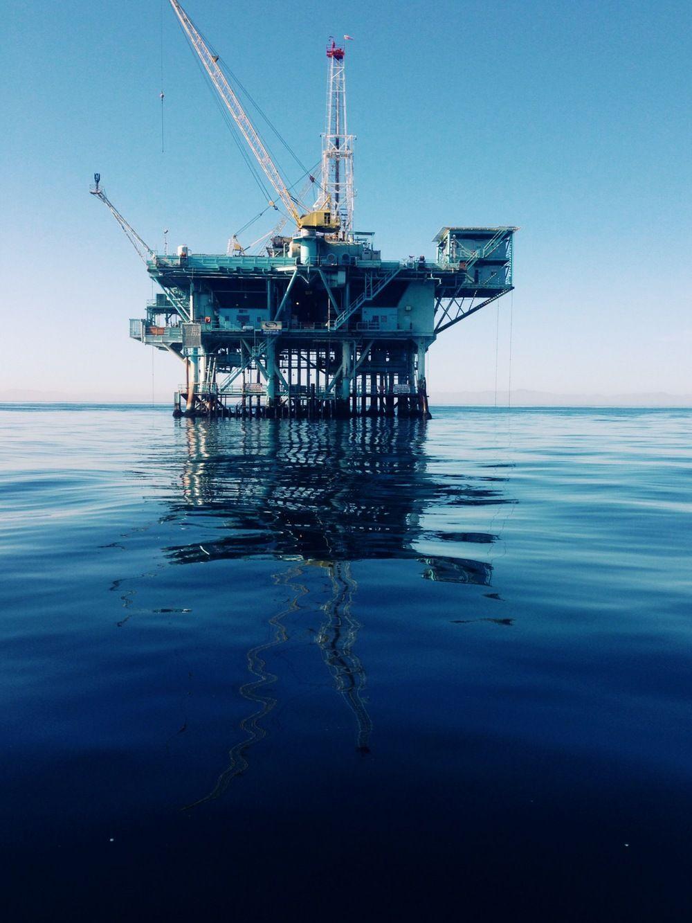 California — RigstoReefs Oil platform, Oil rig, Oil