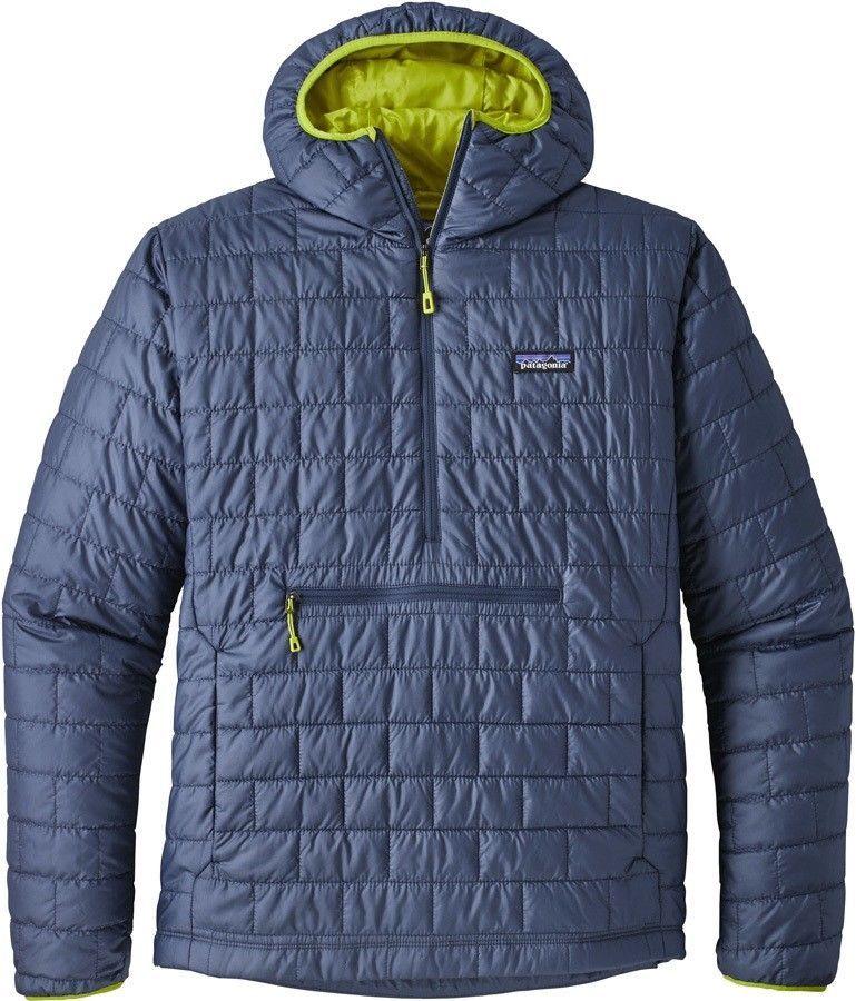 Bekleidung Bergsteigen & Klettern Patagonia Damen Damen Nano Quaste Isolierte Jacke UK 12 Black