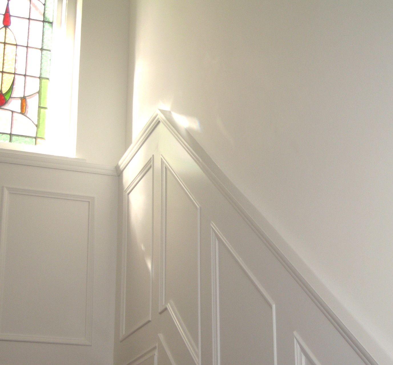 inspiring painted wall paneling home remodel pinterest. Black Bedroom Furniture Sets. Home Design Ideas