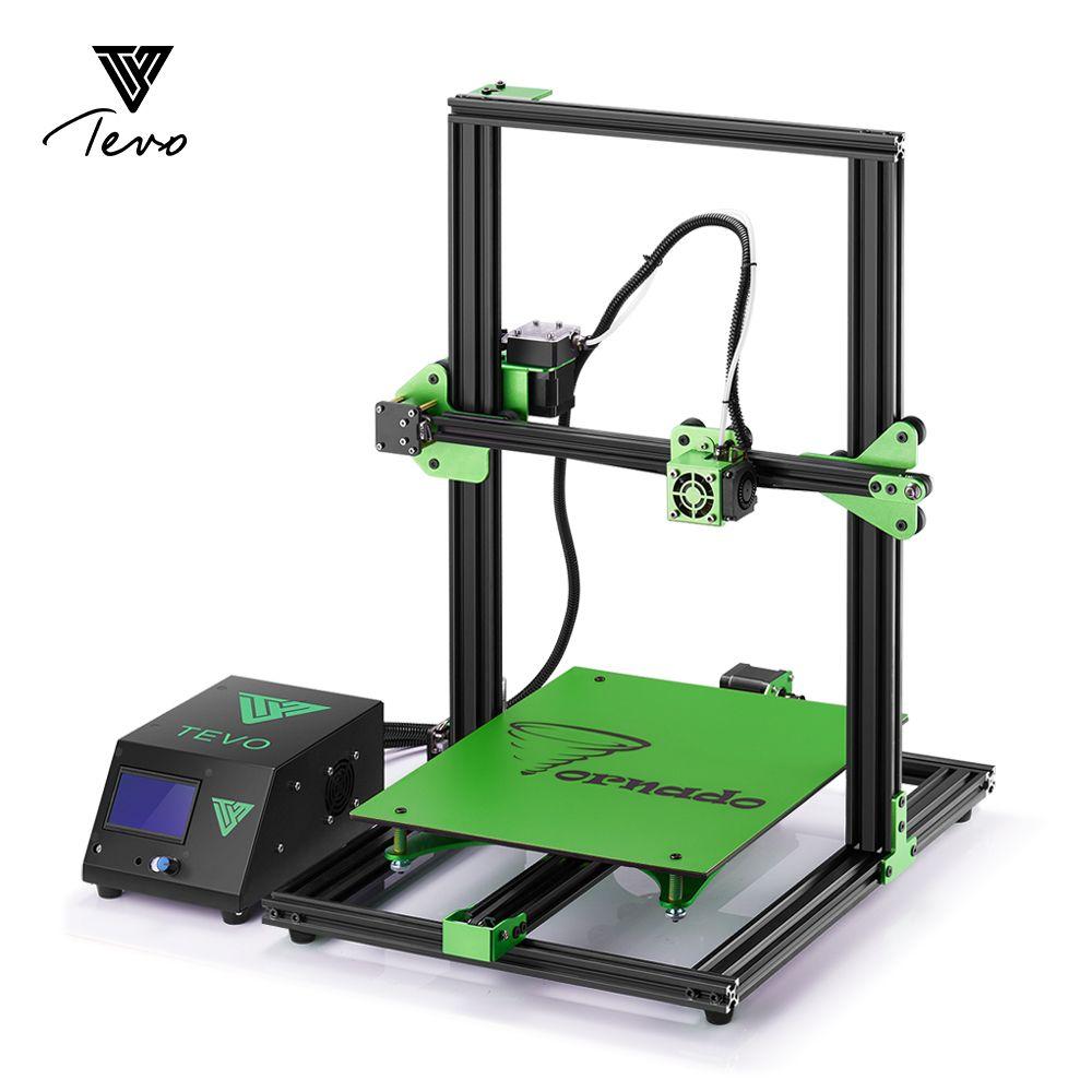 Kaufen 2018 TEVO Tornado 3D Drucker Komplett Montiert