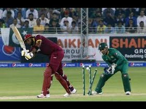 Pakistan vs West Indies 1st T20 2016 Full Highlights- Cricket tower