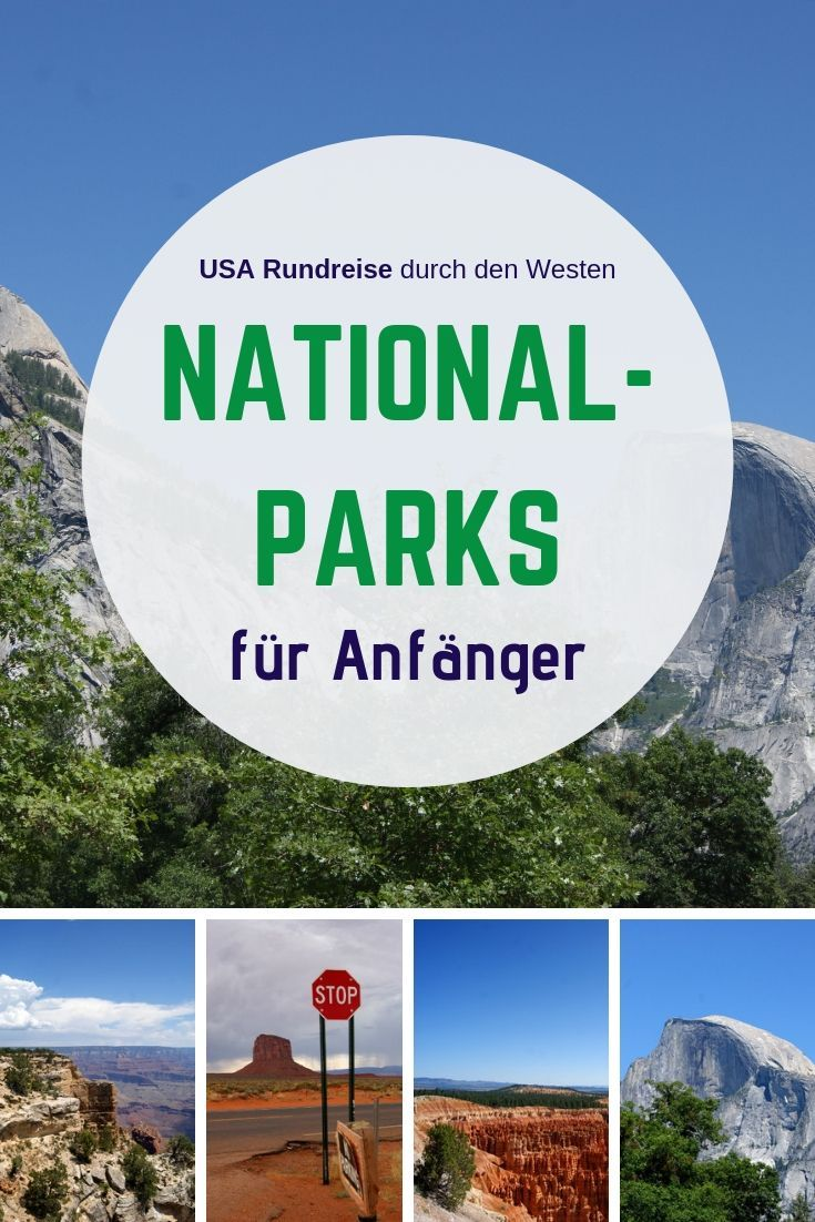 USA Reise Teil 3: Die Nationalparks - AI SEE THE WORLD