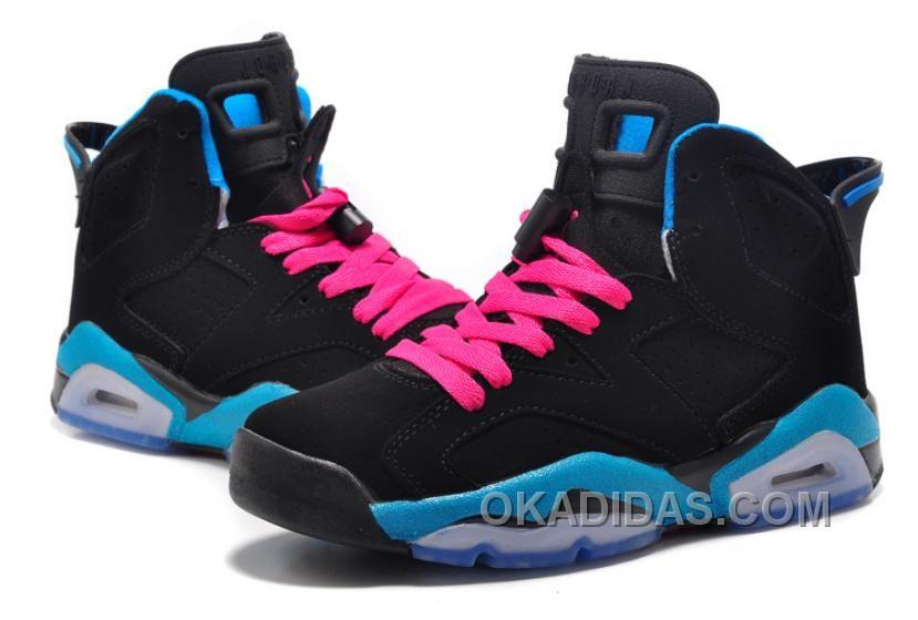 "Girls Air Jordan 6 ""South Beach"" For Sale, Price: - Air Jordan Shoes, New  Jordan Shoes, Michael Jordan Shoes"