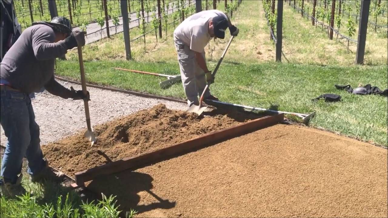 How To Install Decomposed Granite With Stabilizer