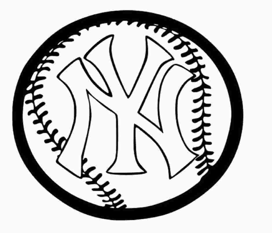 yankees coloring pictures Baseball coloring pages, Bat