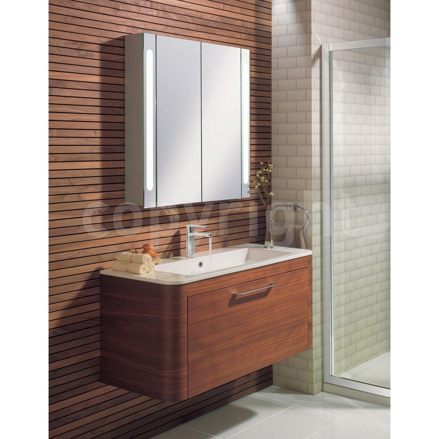 bathroom mirror cabinet | bauhaus 800 aluminium cabinet | portes