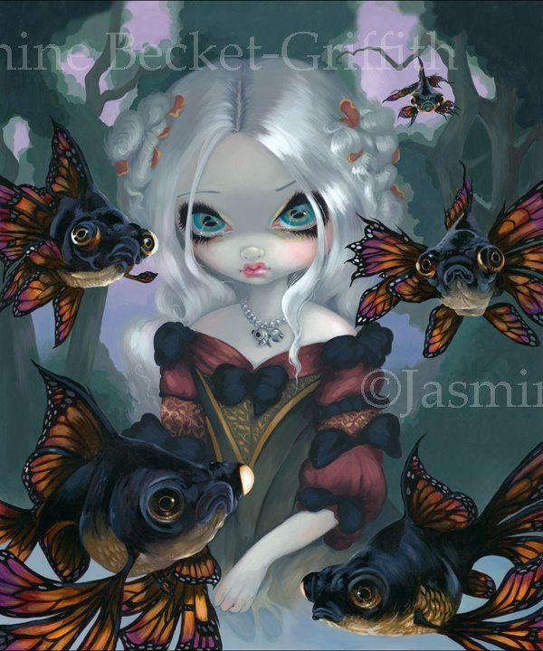 Jasmine Becket-Griffith Art