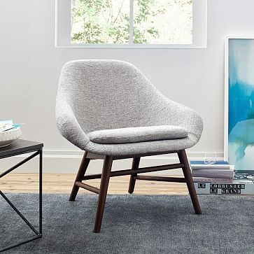 Mylo Chair West Elm Upholstered Chairs Small Chair For