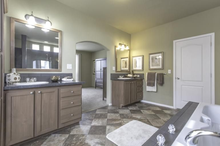 Another View Of The St Andrews Model 3 Bed 2 Bath