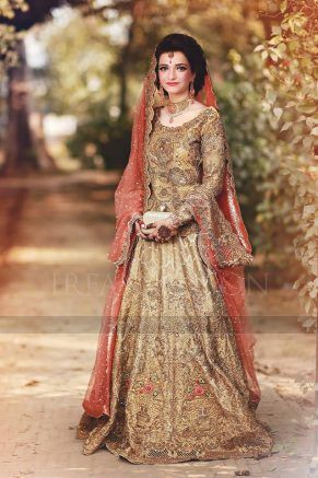 Latest Asian Bridal Wedding Gowns Designs 2018-2019 Collection ...