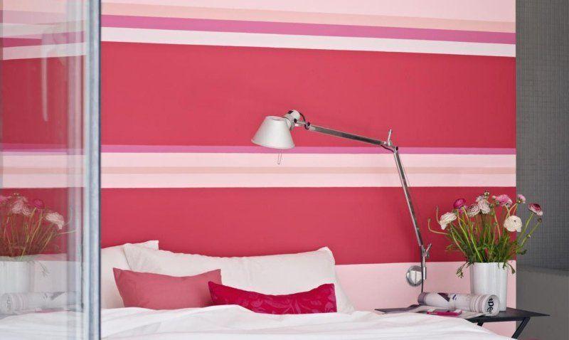 Couleur peinture chambre à coucher \u2013 30 idées inspirantes Pinterest