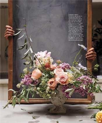 Little Flower School for Martha Stewart Living. Feb-12