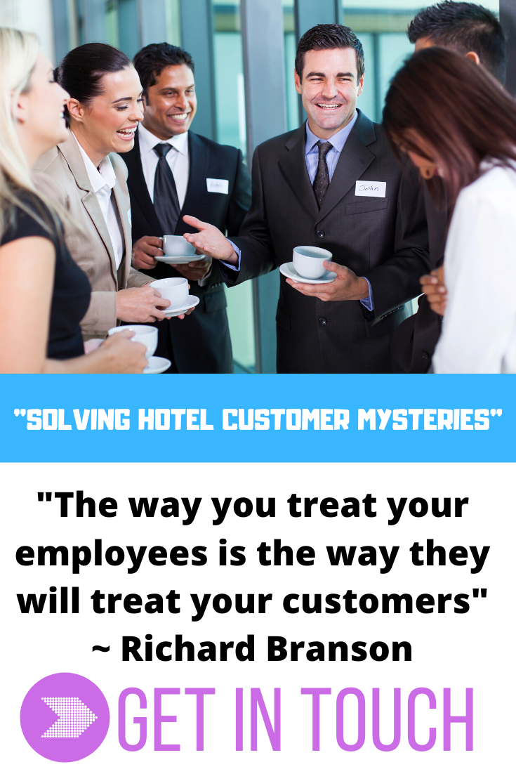 The Way You Treat Your Employees Is The Way They Will Treat Your Customers Richard Branson Identify New And Creative Happy Employees Customer Experience Social Media Marketing
