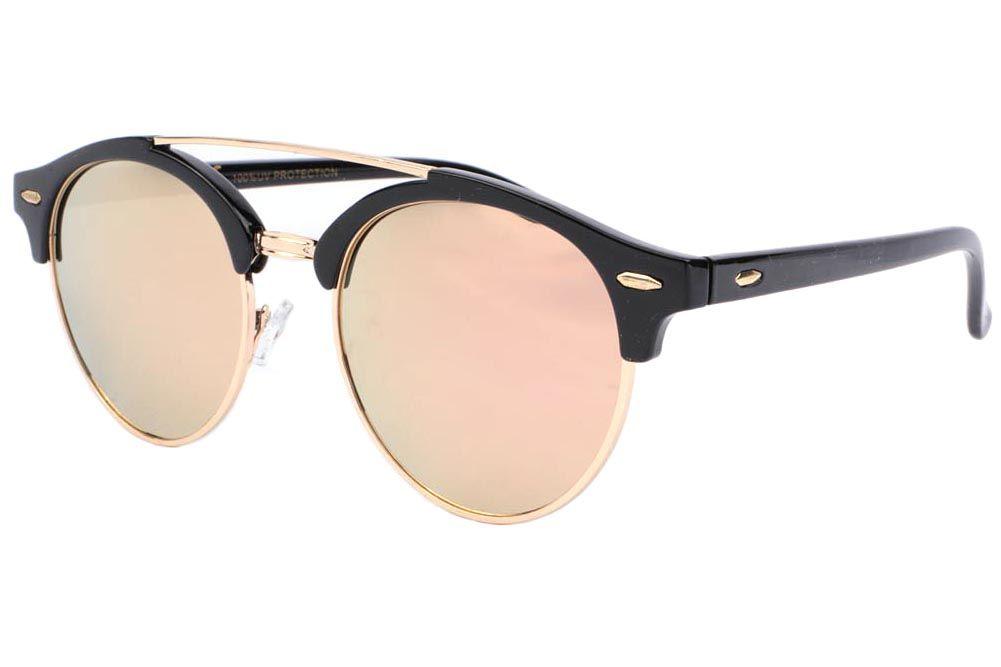 Lunettes de Soleil Tendance Sun Sunglasses , Noir Noir