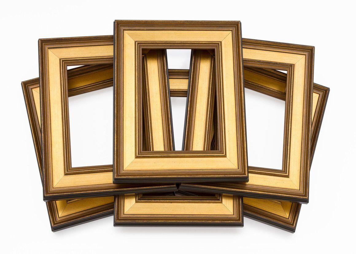 Six Pack Gold Frames Gold Frame Frame Gold Walls