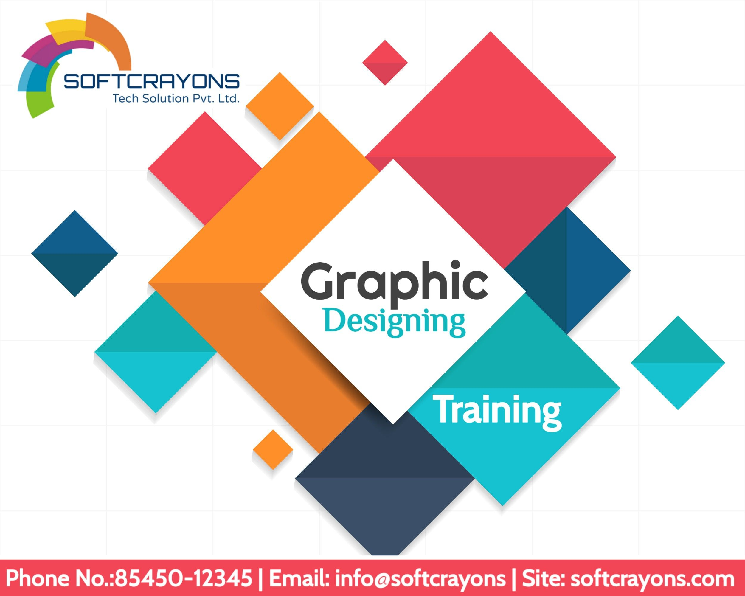 Graphic Designing Training By Professional Trainers From Basic To