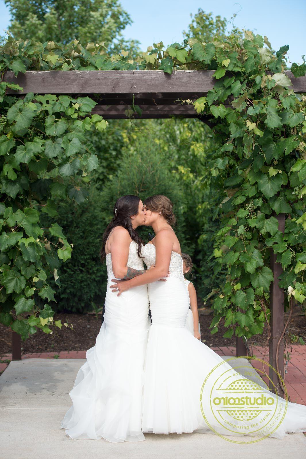Cindi Melissa Becker Farms Same Marriage Wedding Photography Photo By