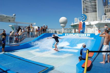 Flowrider. I'm going to build one of these in my backyard ...