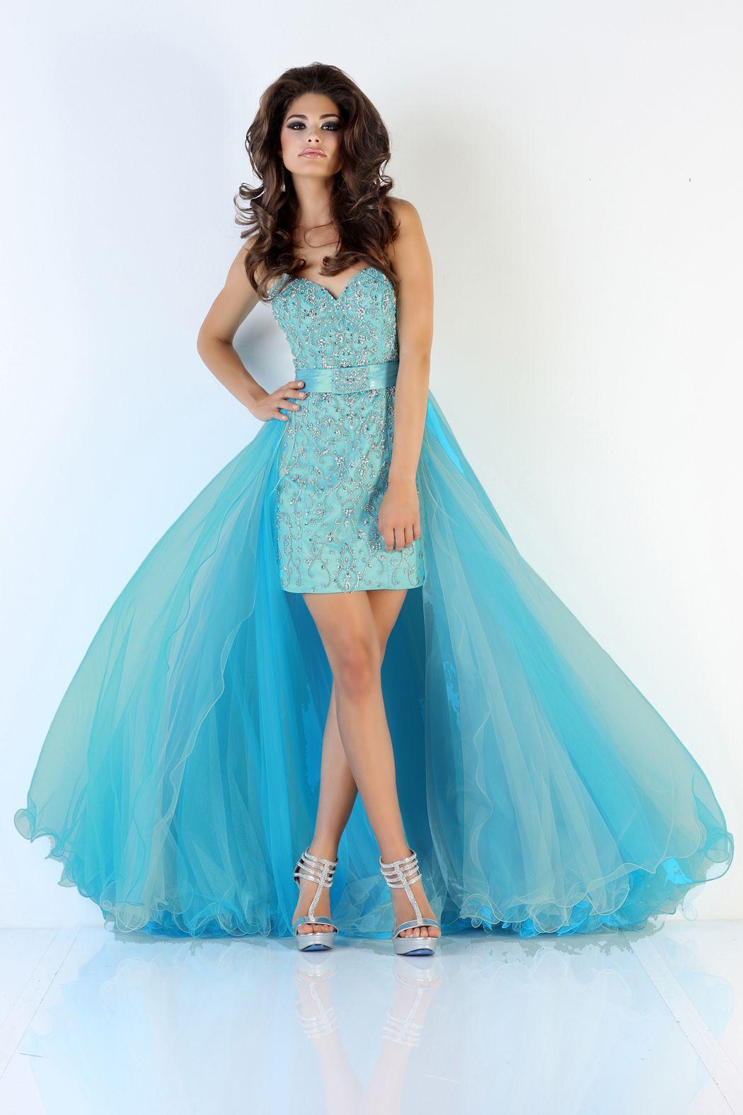 Non Traditional Sweet Fifteen Dress