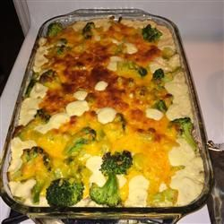 Broccoli Hamburger Casserole Hamburger Casserole Yummy Casseroles Recipes