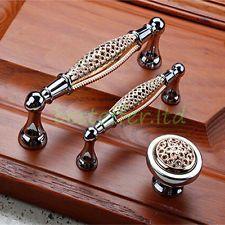 uk vintage shabby chic cupboard door pull handles drawer knobs pulls