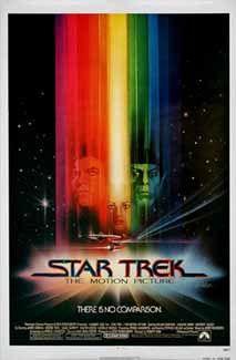 Posteritati: STAR TREK 1979 U.S. 1 sheet (27x41)
