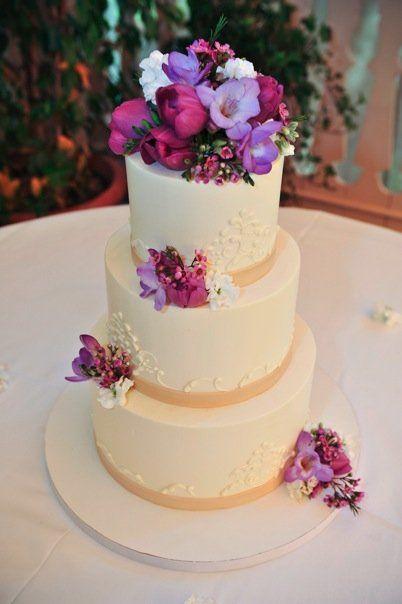 My Wedding Cake Fleur De Lisa Cakes Santa Rosa Ca