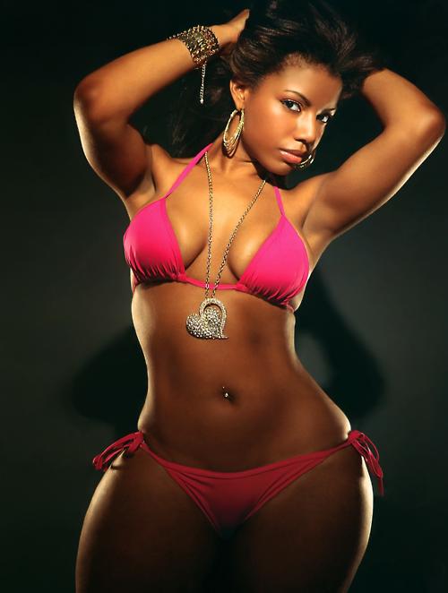 Pic of hot black girls in bikini