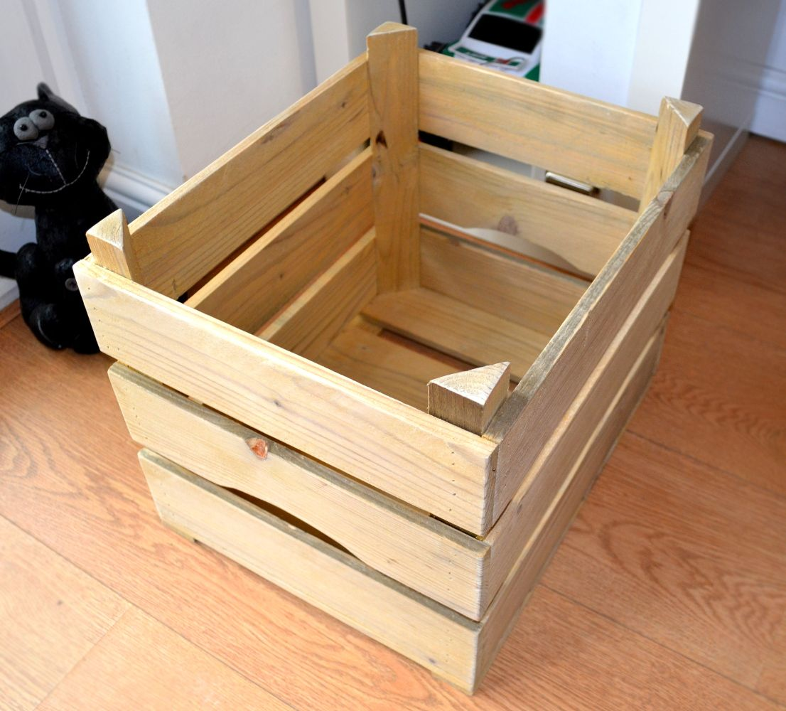 Holzkisten Ikea our newest vintage style wooden crate is designed to fit with the