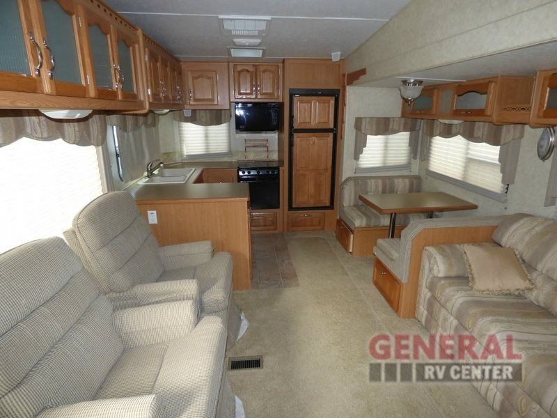 Used 2005 Forest River Rv Cardinal 29 Le Fifth Wheel Forest River Rv Forest River Rv