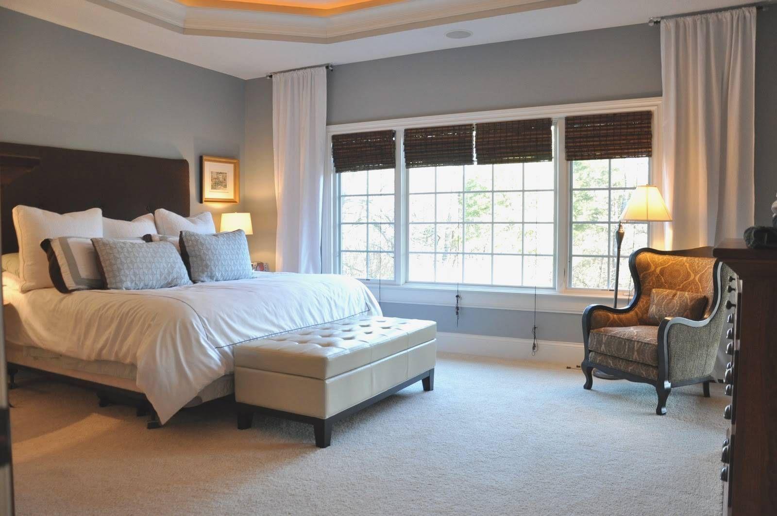 Grau Malen Ideen Für Master Schlafzimmer #Schlafzimmer