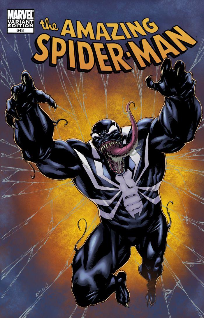 Venom cover by logicfun. AWESOMENESS!!!