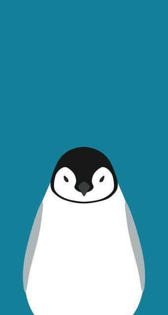 ペンギンの愛, かわいい写真, かわいい壁紙, 背景, キュービズム, イラスト,