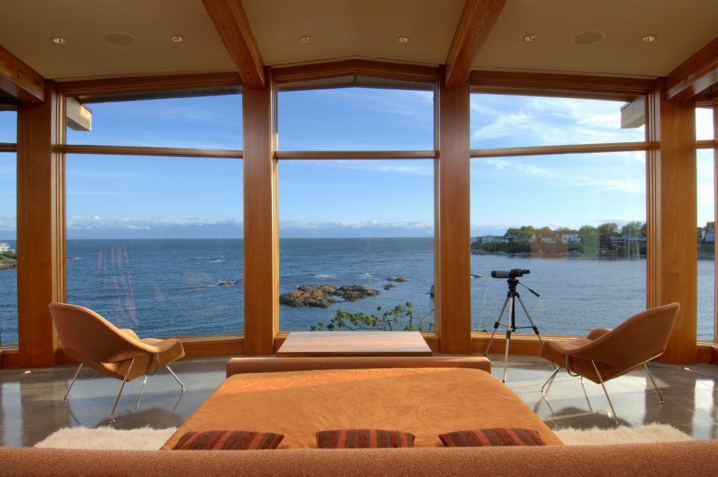 modern west coast home design via leslee farrell beachfront home british columbia canada modern home. beautiful ideas. Home Design Ideas