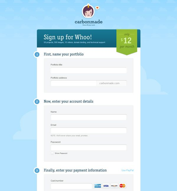 contact-forms-12jun-5 Web Dev Stuff Pinterest Contact form - feedback form template