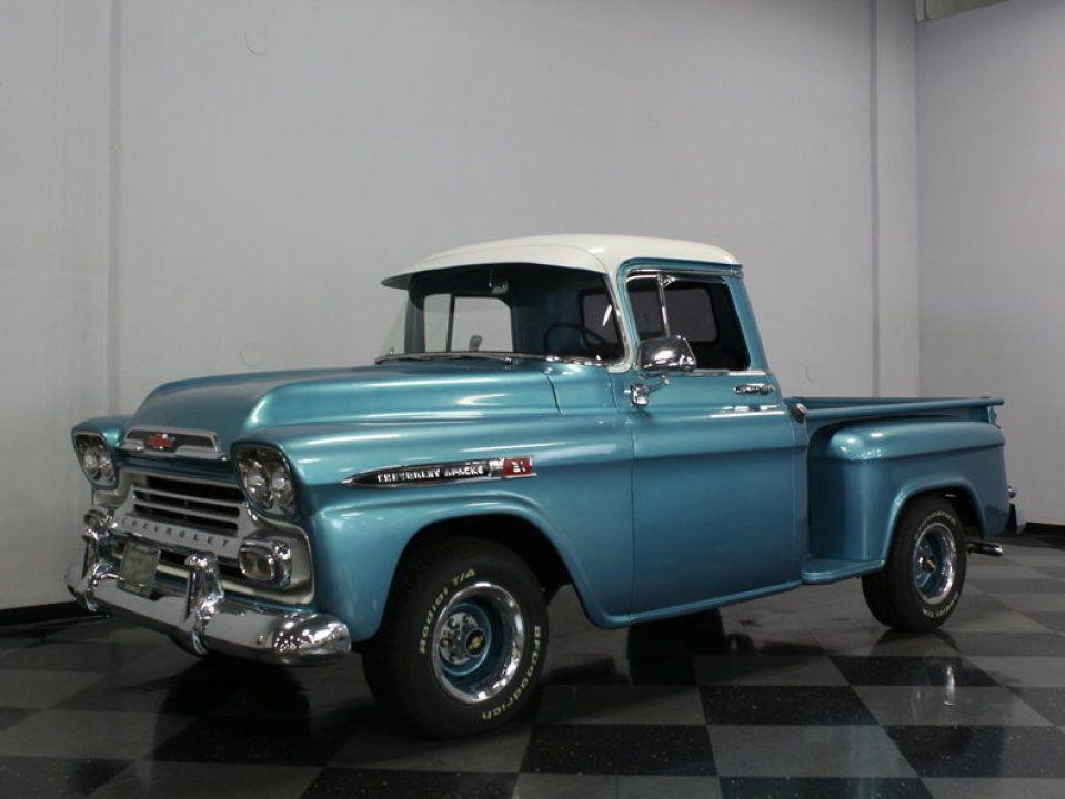 Autotrader Classics - 1959 Chevrolet Apache - Classic Trucks - Fort ...