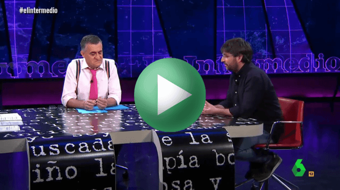 Dale Clic Aquí Para Ver La Sexta En Directo Cadena De Televisión España El Intermedio