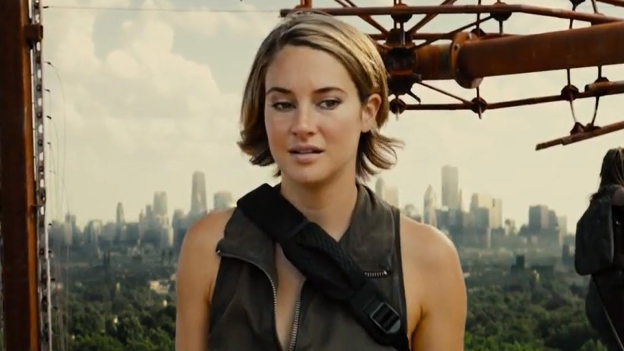The Divergent Series: Allegiant Trailer Released & Films ...