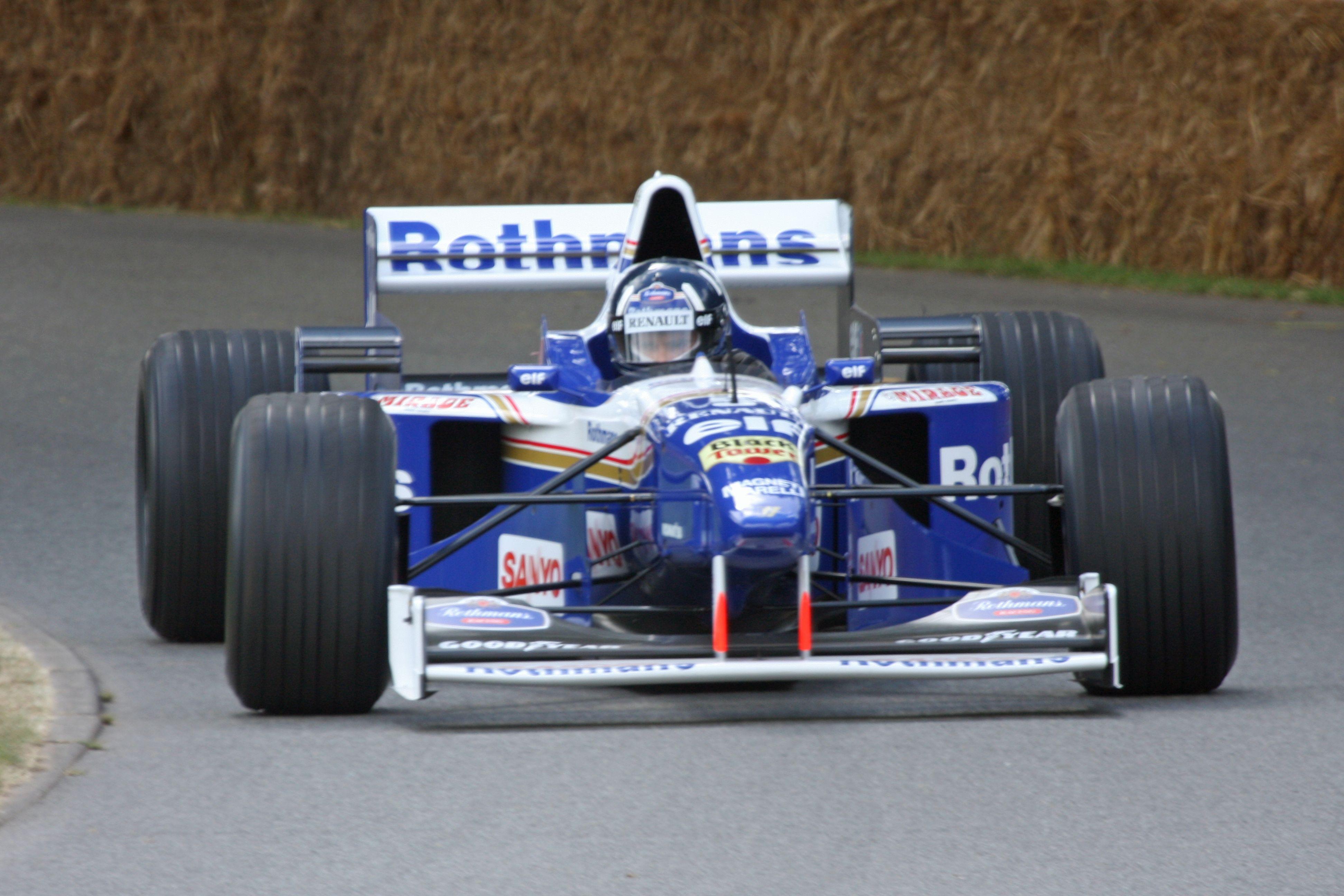 F1 damon hill 1996 bing images bill allen pinterest for Damon racing