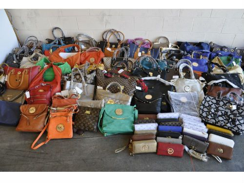 Nearly 100 fake designer bags seized in York County, two people arrested. d0106fe2f8