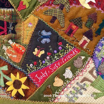 International Quilt Festival Houstonpart Two Wool Art
